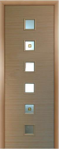 Шпонированная межкомнатная дверь Вега