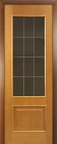 Шпонированная межкомнатная дверь Марсель