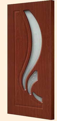 Межкомнатная дверь ПВХ  Лиана ДО
