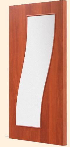 Ламинированная межкомнатная дверь С-11 (о)