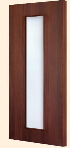 Ламинированная межкомнатная дверь С-17 (о)