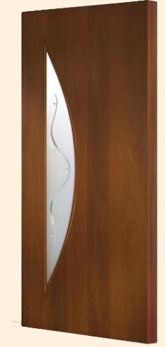 Ламинированная межкомнатная дверь С-6(ф)