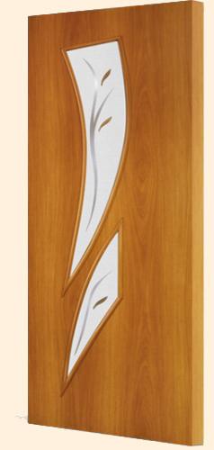 Ламинированная межкомнатная дверь С-2(ф)