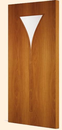 Ламинированная межкомнатная дверь С-4 (о)