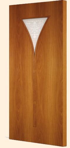 Ламинированная межкомнатная дверь С-4 (х)