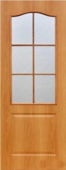 Ламинированная межкомнатная дверь Палитра (о)