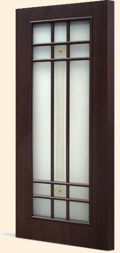 Межкомнатная дверь с экошпоном С-15(ф)