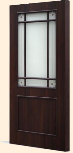 Межкомнатная дверь с экошпоном С-20(ф)