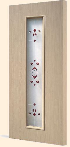 Межкомнатная дверь с экошпоном С-21(х) барокко