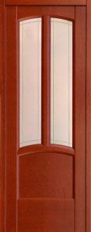 Межкомнатная дверь из массива сосны Ветразь (о)