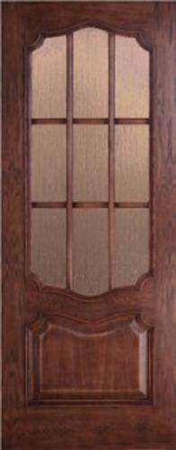 Шпонированная межкомнатная дверь Премьера Голд (о)