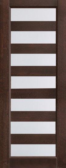 Межкомнатная дверь из массива ольхи Брайтон (о)