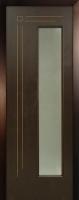 Шпонированная межкомнатная дверь Вертикаль