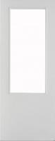 Ламинированная дверь Мечта со стеклом для строителей