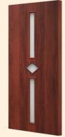 Ламинированная межкомнатная дверь С-24 (о)