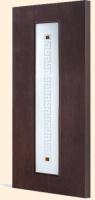 Межкомнатная дверь с экошпоном С-17(ф) квадрат