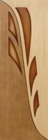 Шпонированная межкомнатная дверь Орхидея ДГ