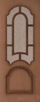 Шпонированная межкомнатная дверь Соната  2 (о)