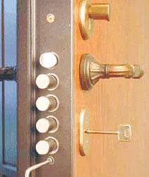 Двери. Надежные запорные системы